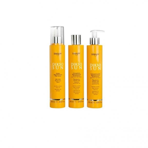 Комплекс для ухода и защиты волос  Dikso SUN