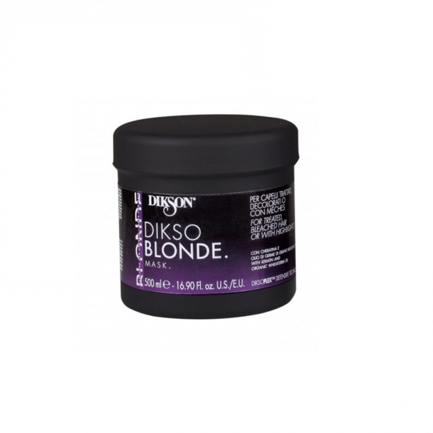 Маска с аминокислотами Dikso Blond