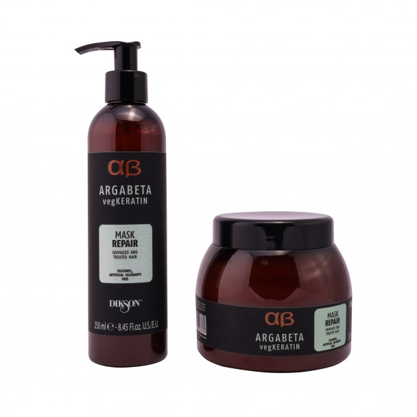 Маска для восстановления волос Argabeta Vegan